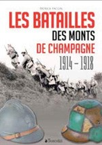 batailles monts champagne